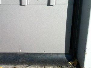 Besiktning av garage - popnit